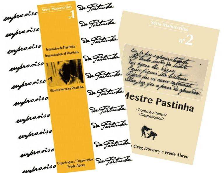 Portal Capoeira Manuscritos de Mestre Pastinha trazem a Sabedoria dos Velhos Mestres da Capoeira Notícias - Atualidades