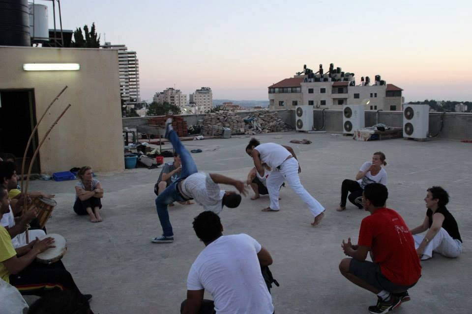 CAPOEIRA IN PALESTINE: A TOUR OF RESISTANCE FROM SLAVERY TO OCCUPATION