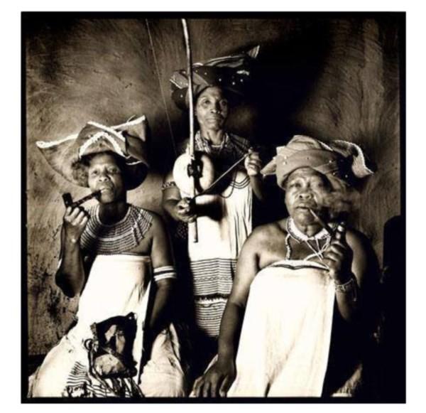 Berimbau, a arma da feminilidade das mulheres Bantu