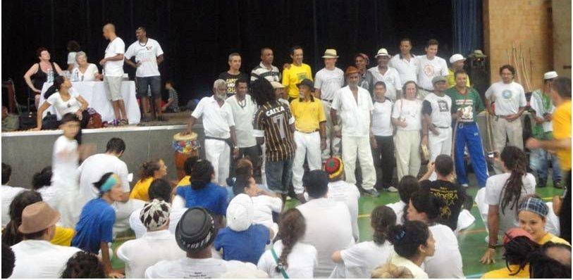 """Portal Capoeira Lançamento do livro """"Capoeira: uma herança cultural afro-brasileira"""" no Sesc de Piracicaba Notícias - Atualidades"""