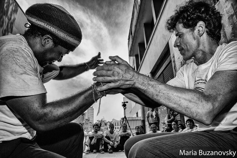 Conexão Carioca de Rodas nas Ruas