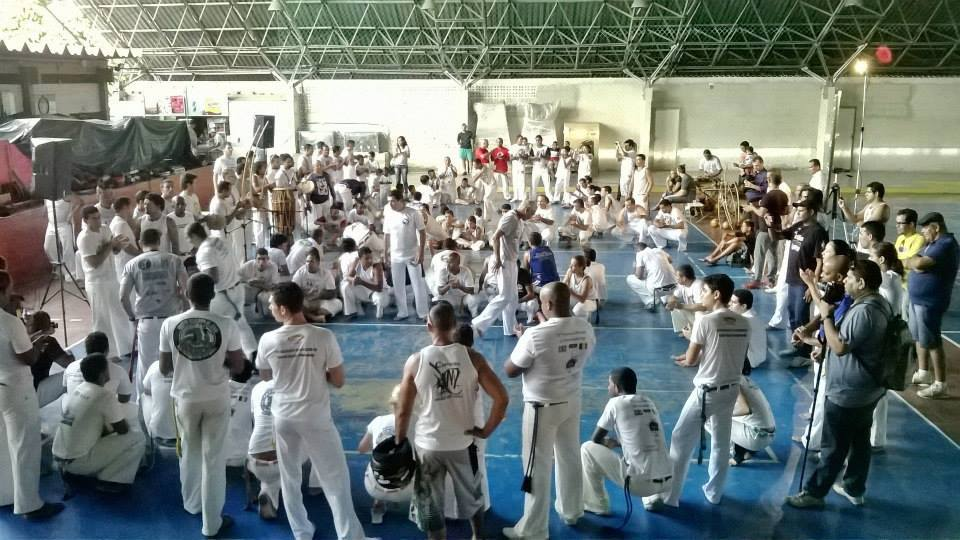 Portal Capoeira XIII Encontro Internacional, Batizado e Troca de Cordas da Associação Capoeira Interação Eventos - Agenda