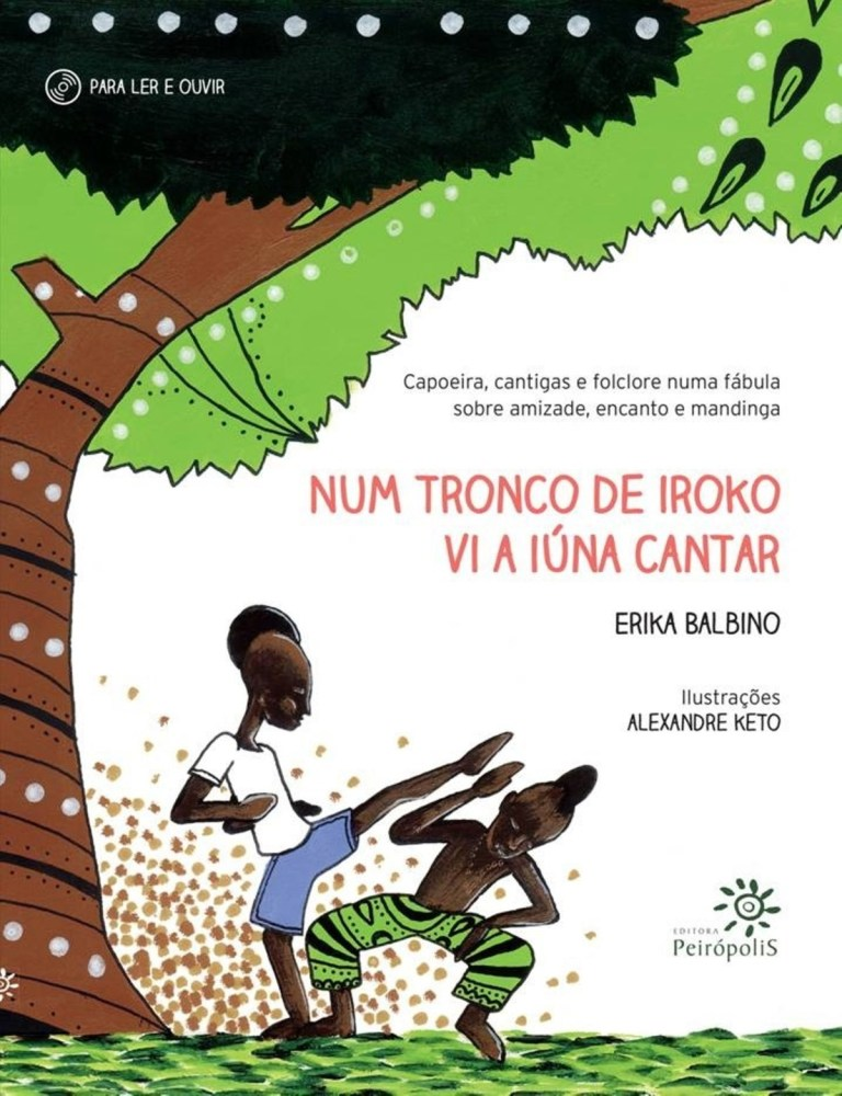 Livro: Num Tronco de Iroko vi a Iuná Cantar