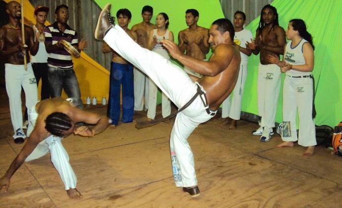 Portal Capoeira 1º Jogos Energia Pura de Capoeira no Amapá Eventos - Agenda