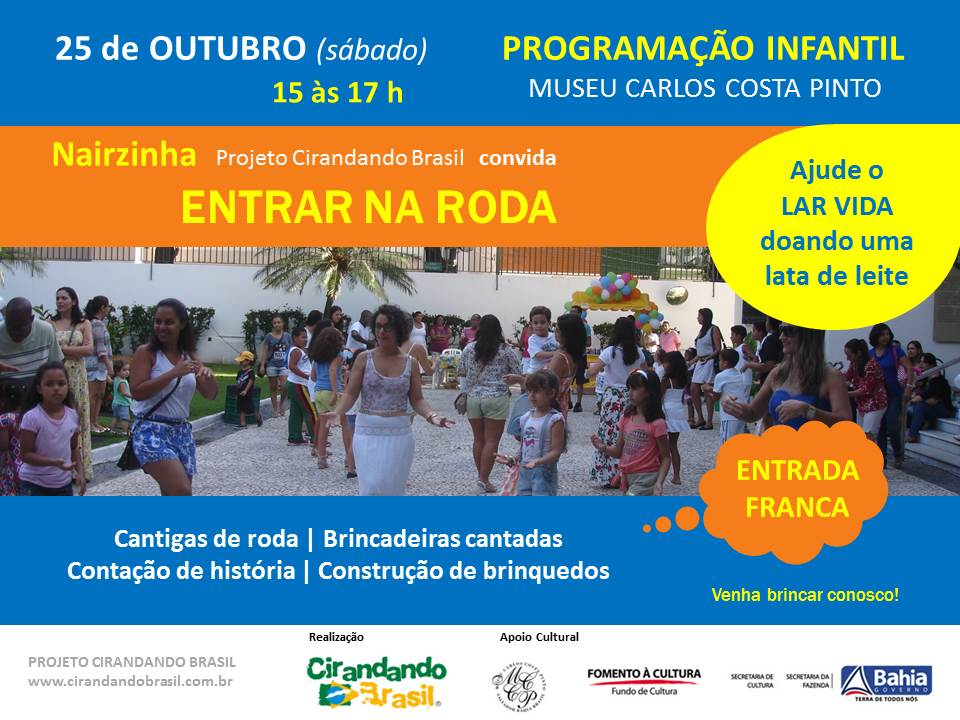 Portal Capoeira Cidadania: ENTRAR NA RODA Cidadania