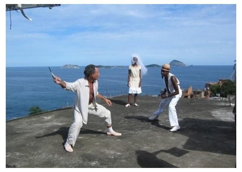 Capítulo 1 – Jogador de Capoeira