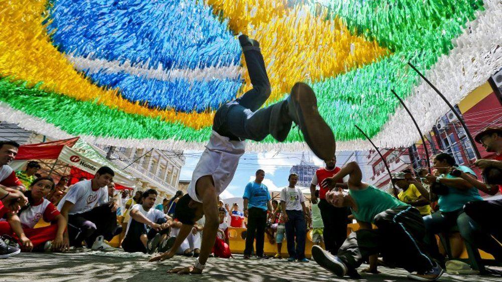 Portal Capoeira Brasil apresenta a Capoeira para Património Cultural da Humanidade Notícias - Atualidades
