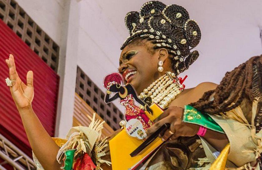Portal Capoeira Carnaval - Nova Rainha do Ilê Aiyê: A capoeira me aproximou da dança afro Cultura e Cidadania