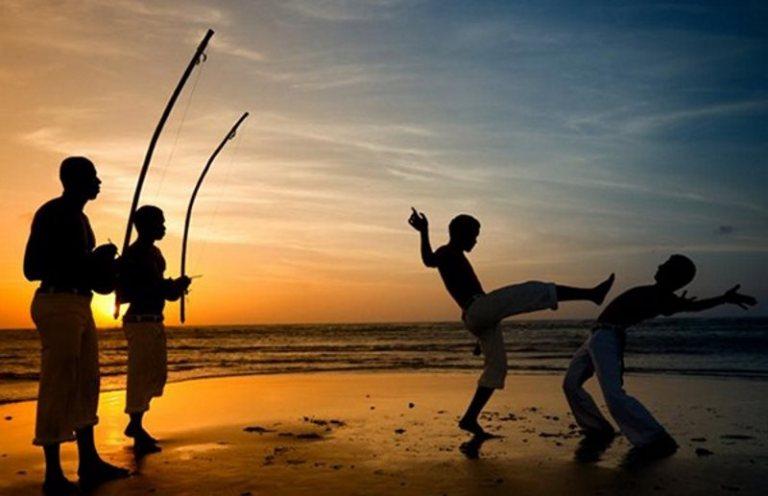 Portal Capoeira Jornal britânico faz matéria sobre a capoeira na Bahia Notícias - Atualidades