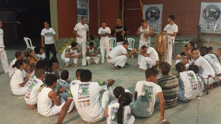 Portal Capoeira Aconteceu: 18º Encontro de Professores e Mestres de Capoeira Eventos - Agenda