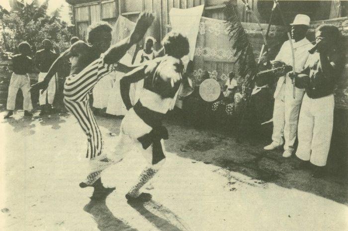 Leiteiro  Portal Capoeira