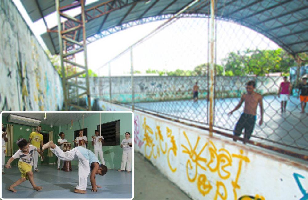 Portal Capoeira Capoeira ensina sobre respeito e pode afastar jovens do crime Cidadania
