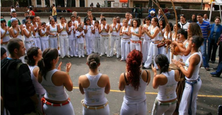 EVENTOS FEMININOS EM CAPOEIRA: Concorda ou (SEM)corda?