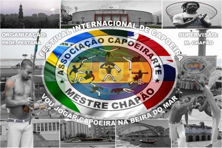 Portal Capoeira Festival Internacional de Capoeira - Vou jogar Capoeira na Beira do Mar Eventos - Agenda
