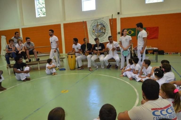 Portal Capoeira Batizado de Capooeira em Terras Minhotas Notícias - Atualidades