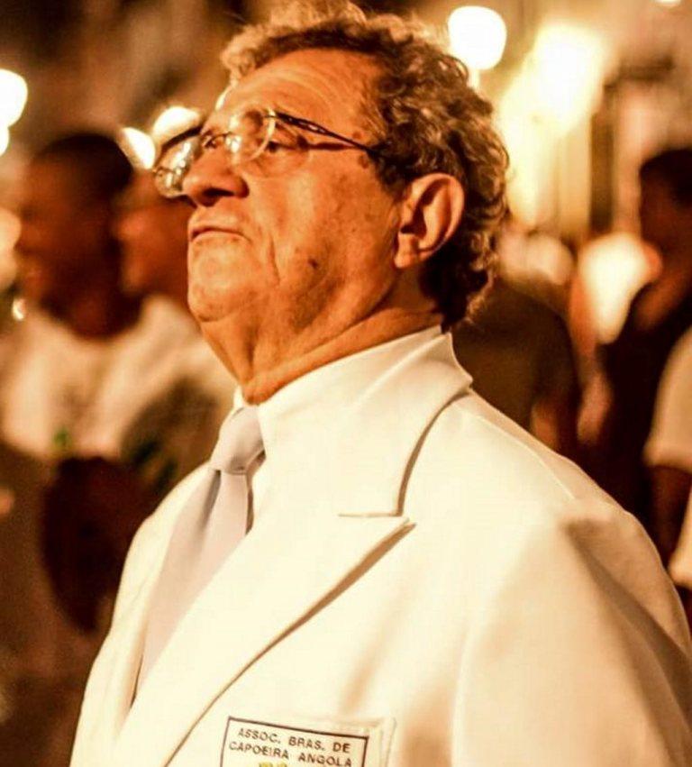Portal Capoeira Nota de Falecimento: Mestre Gildo Alfinete Notícias - Atualidades