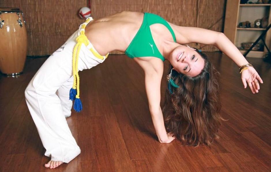Teresina – PI: Iê Viva Mulher Capoeirista festeja participação feminina