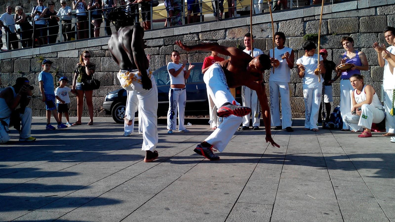 Coletivo Capoeira