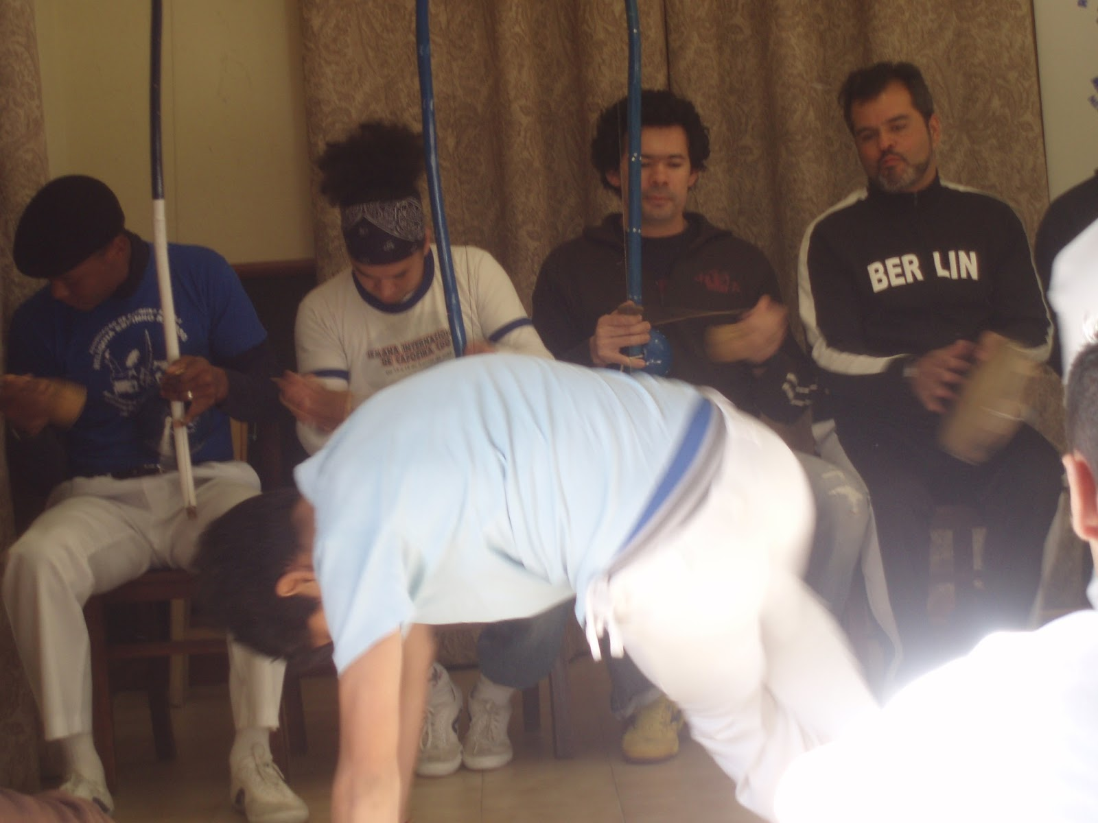 Capoeira Angola Reliquia De Espinho Remoso