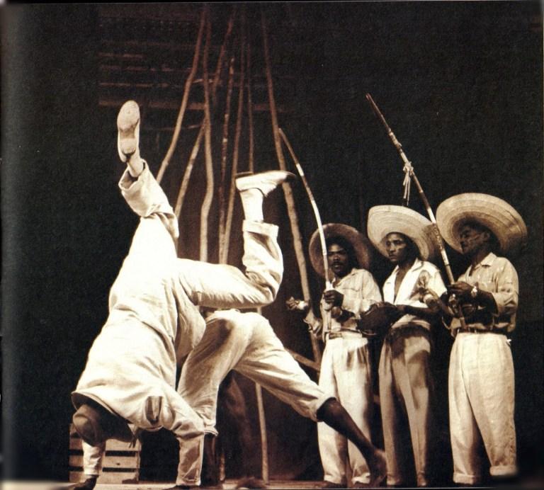 Portal Capoeira FUNDAMENTOS DA CAPOEIRA Mestre Decanio