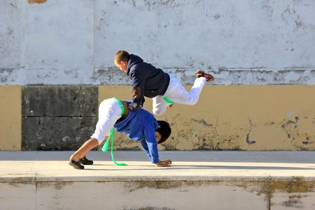 Contemplações: A primeira vez... Publicações e Artigos Portal Capoeira