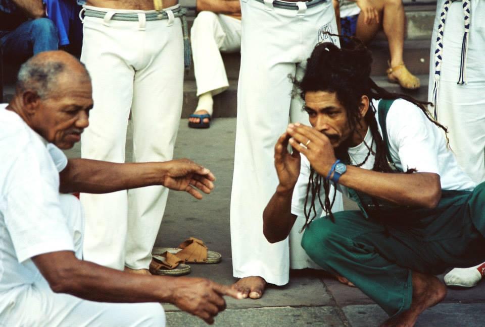 Contemplações: De dar um exemplo... Contemplações Portal Capoeira 1