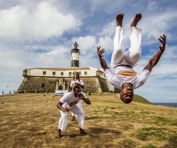 Portal Capoeira SALVADOR: Cinco baianos garantem vaga em final de torneio global de Capoeira Eventos - Agenda
