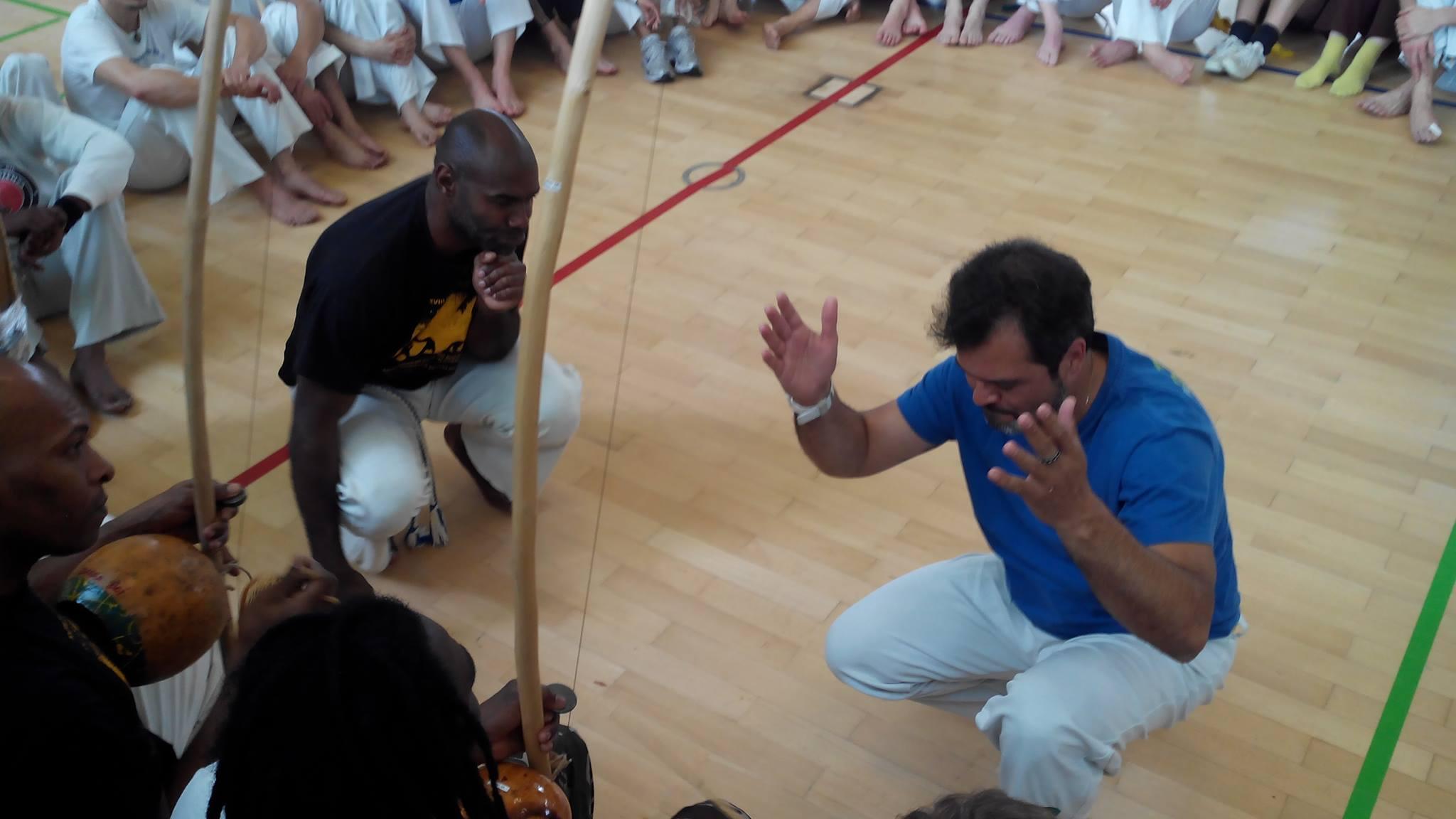 Portal Capoeira Integração Berlin 2017 Eventos - Agenda