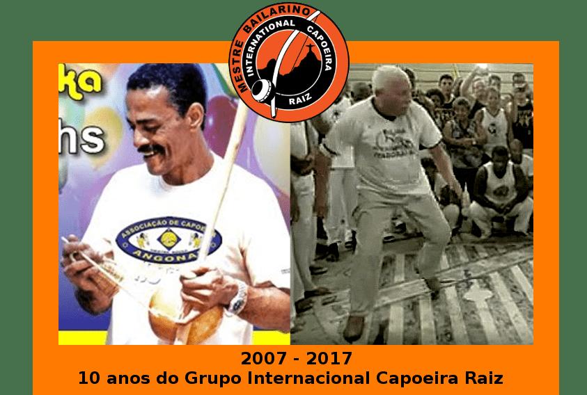 Integração Berlin 2017 Eventos - Agenda Portal Capoeira