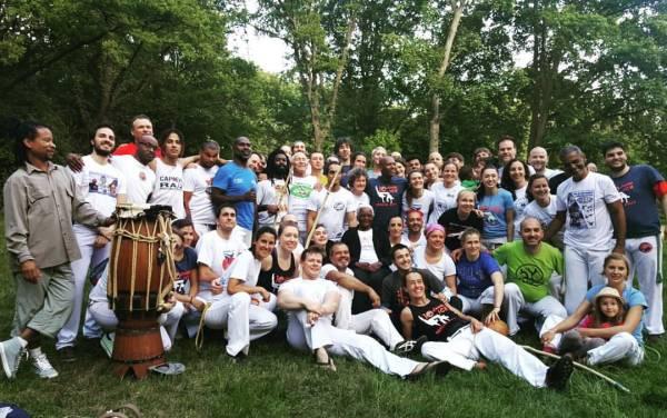 Berlin – Integração e muita capoeiragem Capoeira Eventos – Agenda