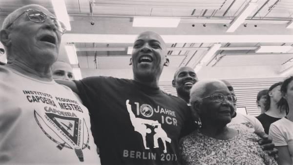 Berlin - Integração e muita capoeiragem Capoeira Eventos - Agenda Portal Capoeira 1