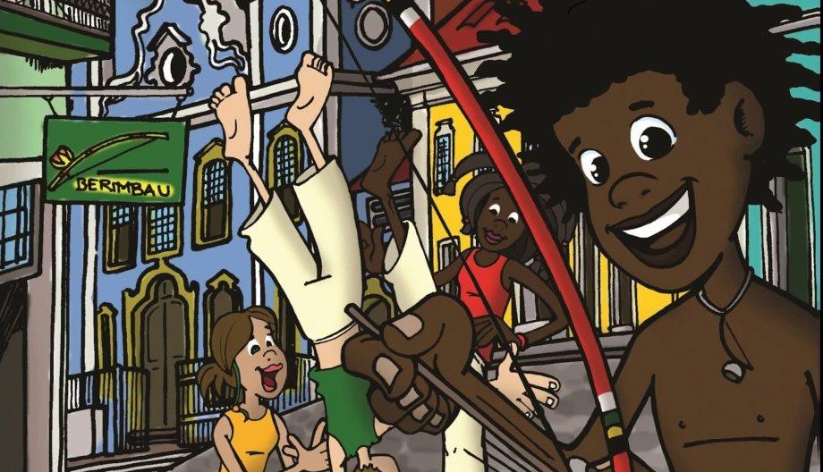 Cadu e as históriasde Bantu Publicações e Artigos Portal Capoeira