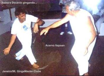 Nota de Falecimento: Mestre Boinha Geral Portal Capoeira