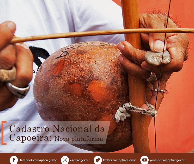 Cadastro Nacional da Capoeira tem nova plataforma Geral Portal Capoeira