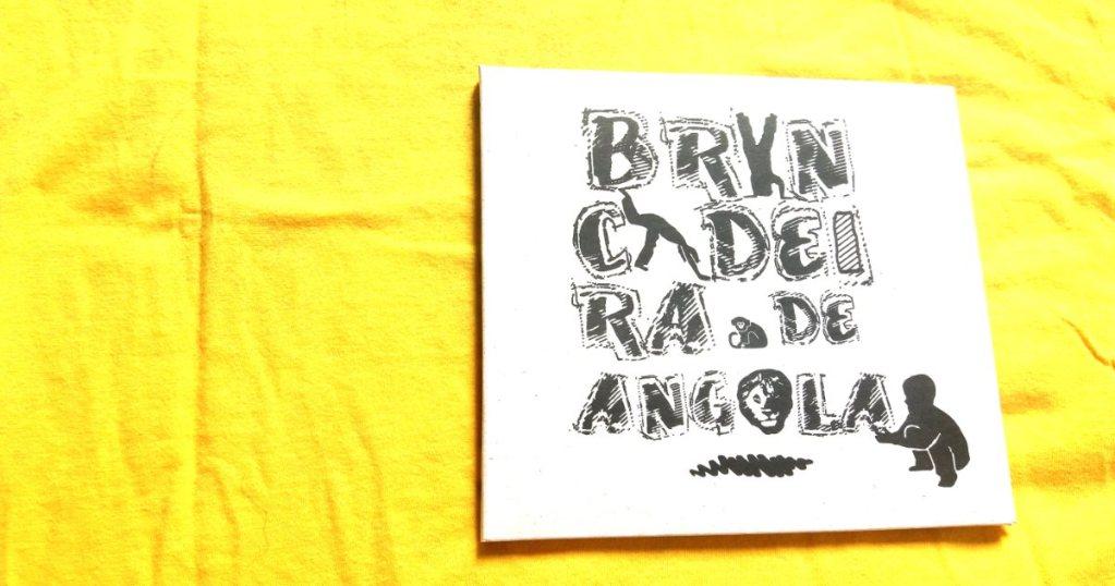 CD Capoeira Infantil Brincadeira de Angola Musicalidade