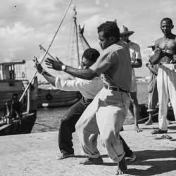 Mestre Waldemar e sua turma através das lentes de Marcel Gautherot Capoeira Curiosidades