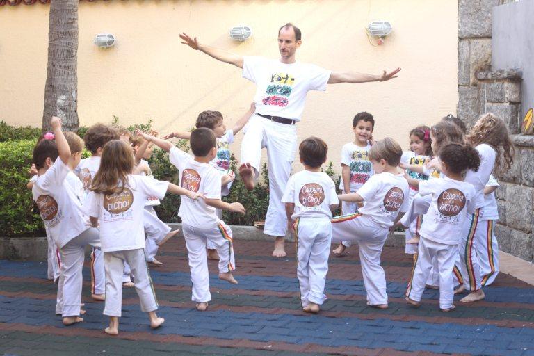 Portal Capoeira Campo Grande promove gratuitamente o Curso Brincadeira de Angola do IBCE Eventos - Agenda