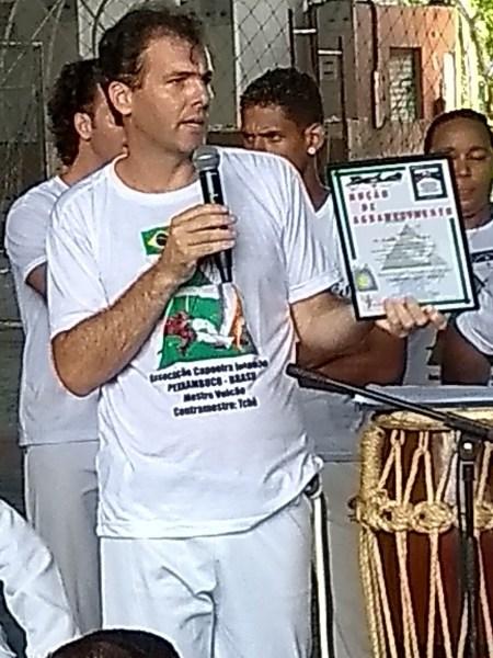Aconteceu: XVII Encontro Internacional, Batizado e Troca de Cordas da Associação Capoeira Interação Eventos - Agenda Portal Capoeira 1