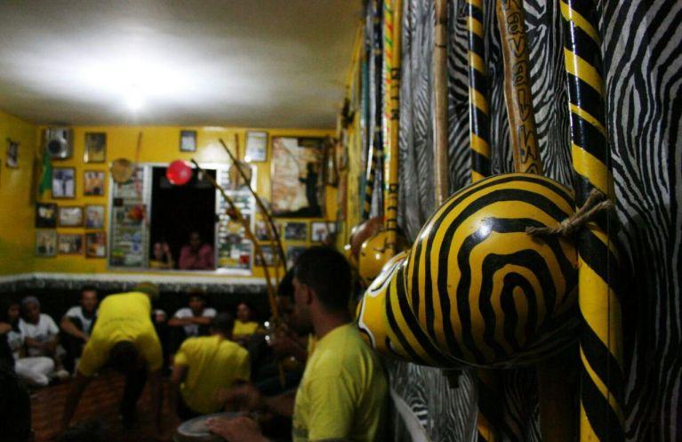 Portal Capoeira Auetu! A Capoeira Angola No Fio Da Navalha Capoeira
