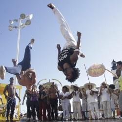 Bibinha e Gugu Quilombola, conquistam título do Red Bull Paranauê Capoeira 3