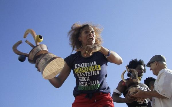 Bibinha e Gugu Quilombola, conquistam título do Red Bull Paranauê Capoeira Portal Capoeira 2