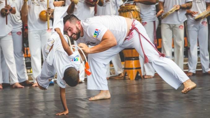 Festival Nacional Arte-Capoeira une tradição e solidariedade em Curitiba e Paranaguá Capoeira Portal Capoeira