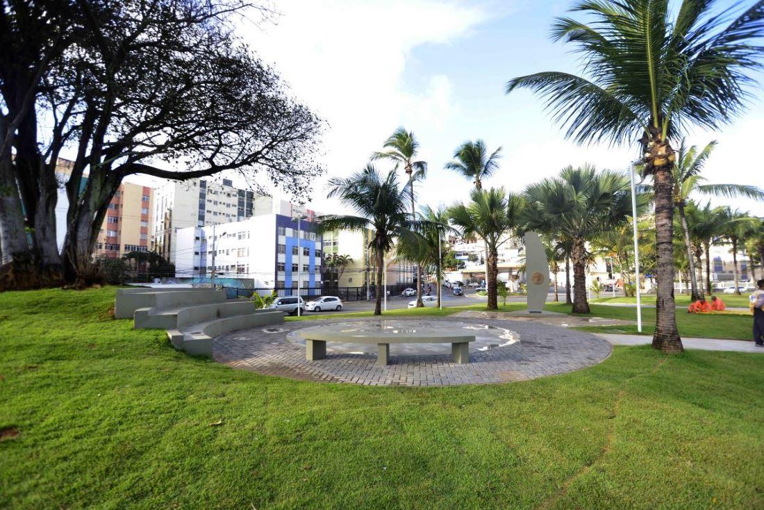 Portal Capoeira PRAÇA MESTRE BIMBA • 100 ANOS DA REGIONAL • RESPEITO!!! Capoeira Cidadania