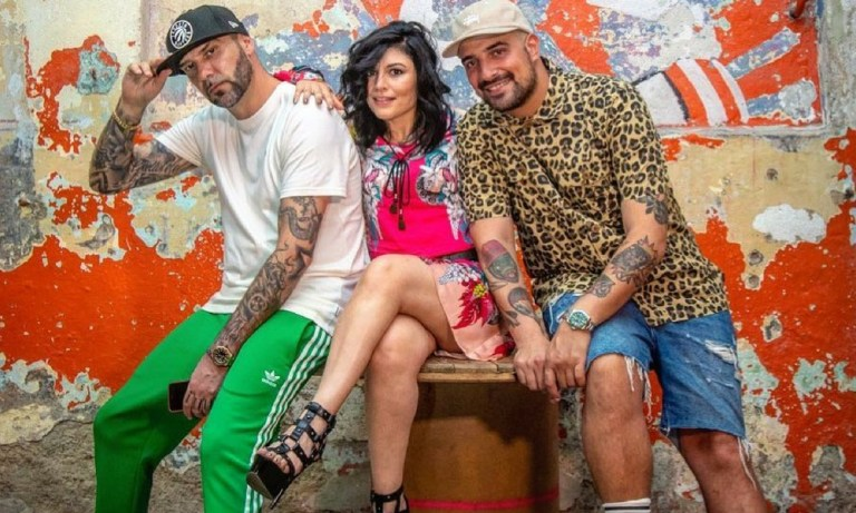 Amore e Capoeira é o single de Takagi e Ketra com Giusy Ferreri e Sean Kingston