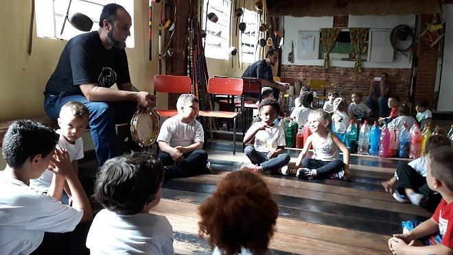 Portal Capoeira Projeto Angola Para Todos oferece 100 vagas de capoeira em Taubaté Capoeira
