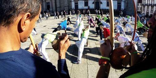 Capoeira: a memória social construída por meio do corpo