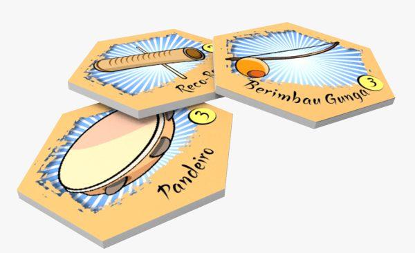 Jovem cria jogo de tabuleiro para ensinar história da capoeira a alunos do fundamental Curiosidades Portal Capoeira 3