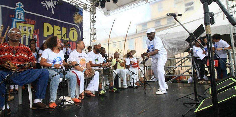 Portal Capoeira Bahia: CD reúne cantigas históricas da capoeira baiana Eventos - Agenda Musicalidade