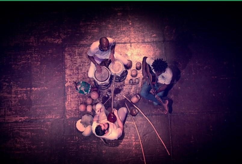 Musicalidade: Capoeira de Outra Maneira Capoeira