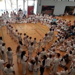 Intercâmbio Intercultural Educacional e Esportivo Iê! 2019 Capoeira 1